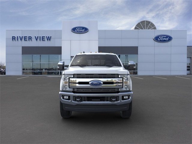 New 2019 Ford F-250SD Lariat 4D Crew Cab In Oswego #97626